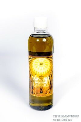 Certificated Blessed 250ml Holy Anointing Oil From Jerusalem The Holy Land