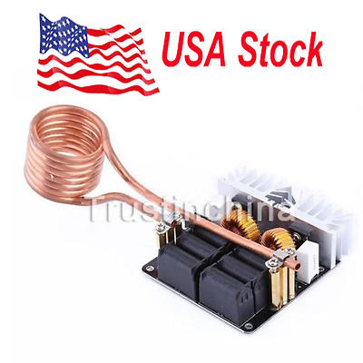 1000W ZVS Low Voltage Induction Heating Board Module Flyback Driver Heater t