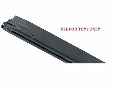 WE 50rd Airsoft Gas Toy Long Magazine For WE Marui KJW M92 M9 M9A1 M92F GBB BK L
