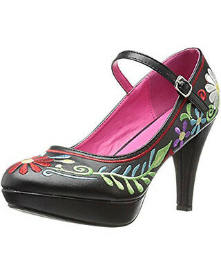 Flore Day Of The Dead Womens Shoes