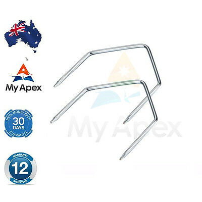 2 x RADIO REMOVAL TOOLS for HOLDEN COMMODORE VY VZ & MONARO stereo keys pins