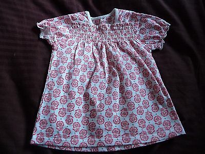 ** Gorgeous Floral Top - Nutmeg (12 - 18 months) **