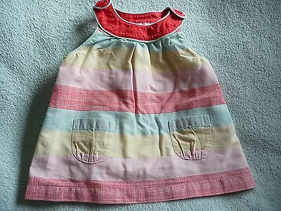 ** Pretty Baby Girl Fine Checked Top - TU (Up to 1 month) **