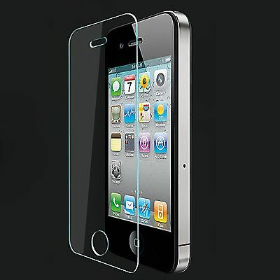 High Quality Premium Real Tempered Glass Screen Protector For Iphone 5S 5C 5 Se