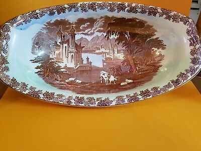 English Maling pottery lustreware circa 1950-1955