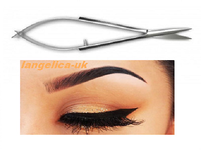 DEPEND Professional Scissors For Eyebrow Trimming, In Stainless Steel Depend