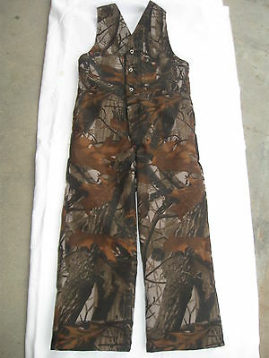kids work/play overalls camouflage print aussie made