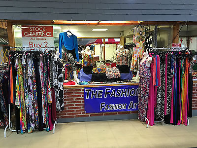 For Internet Sales or Markets/Car Boots .  Approx 550 items New Womens Clothing