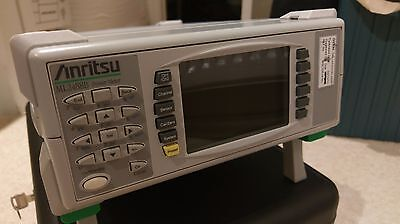Anritsu ML 2488B Wideband Power Meter, Including SC7816 Thermal Sensor