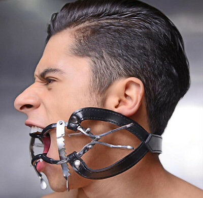 Ratchet Style Jennings Mouth Gag with Strap / 9707