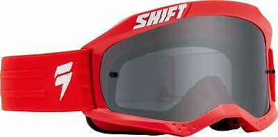 Shift 2018 Whit3 Label Red Goggles