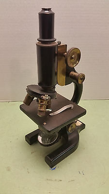 Vintage / Antique Spencer Buffalo Microscope