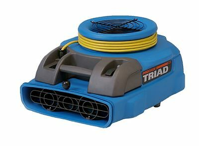 Prochem Triad Air Mover / Air Blower / Stackable Fan, Brand New
