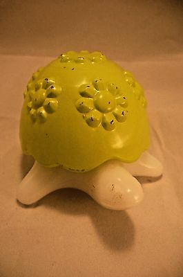 Vintage Avon Glass Turtle Fragrant Candle