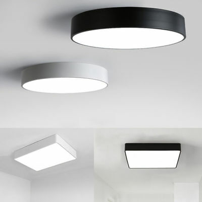 Retro 18W 24W LED Ceiling Light Lamp Bedroom/Living Room Surface Mounted Fixture