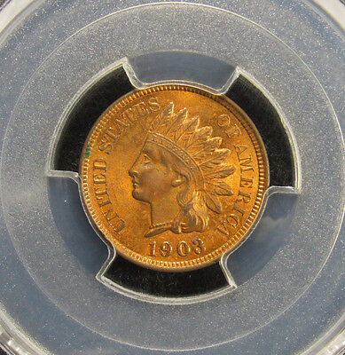 1903 Indian Head Cent PCGS MS64RB (863) ti