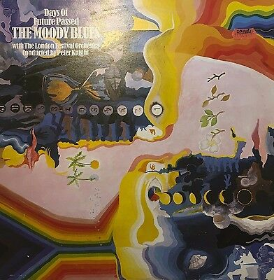 The Moody Blues - Days Of Future Passed (Vinyl, LP, Album)