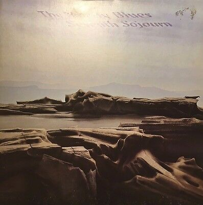 The Moody Blues - Seventh Sojourn (Vinyl, LP, Album, Gatefold, Reissue)