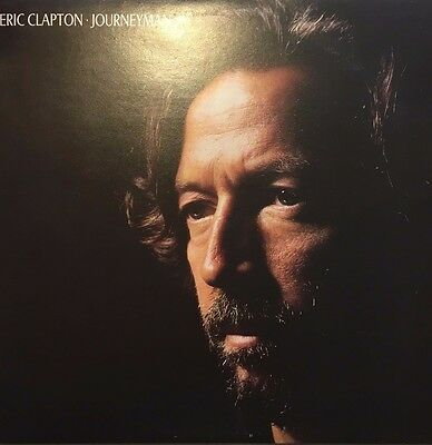 Eric Clapton - Journeyman (Vinyl, LP, Album)