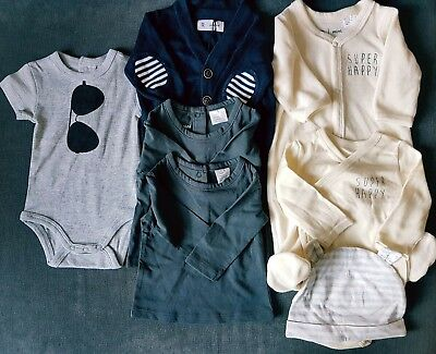 La Redoute Baby Boy Small Bundle New Without Tags Up To 1M