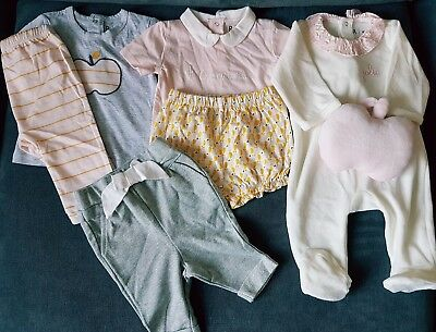 La Redoute Baby Girl Small Bundle New Without Tags 3-6M