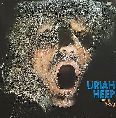Uriah Heep - Very 'Eavy Very 'Umble (Vinyl, LP, Album, Gatefold, Reissue)