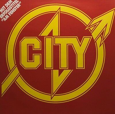 City - City (Vinyl, LP, Album)