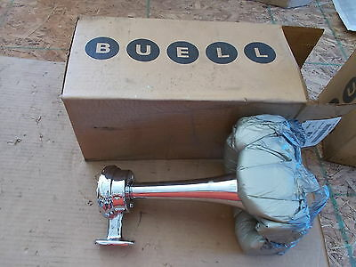 """NEW Buell 1061 10"""" Buell Strombus Air Horn 10 *FREE SHIPPING*"""