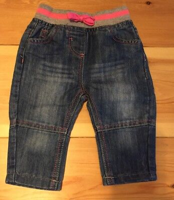 Baby Girls Jeans 3-6 Months