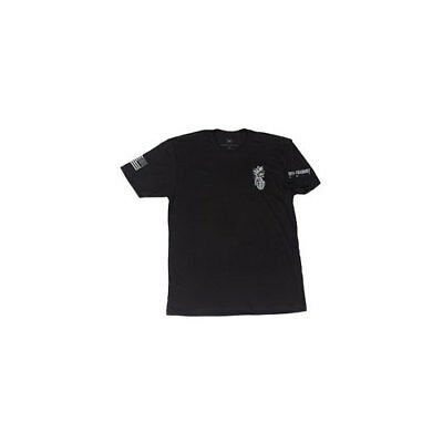 Spike's Tactical Sgt1072-Xl  Spike's Tshirt Aloha Snackbar Blk Xl