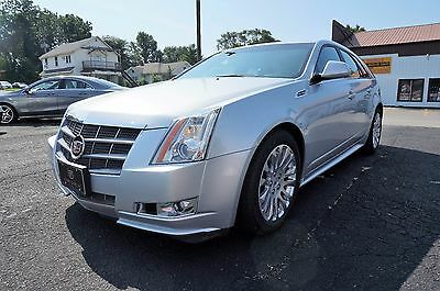 2010 Cadillac CTS Wagon 2010 Cadillac CTS Premium Collection Wagon AWD