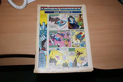 Transformers (UK) and Action Force #210
