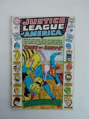 Justice League of America. # 38 1965. VG/FN