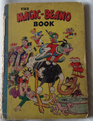 The Magic Beano Book 1945 Beano Book