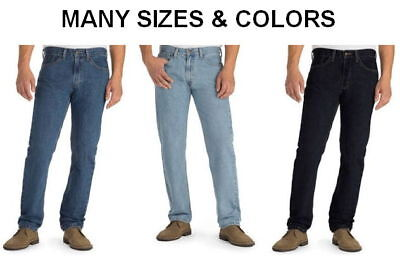 Signature by Levis Men's Regular Fit Jeans Levi Strauss & Co Many Sizes & Colors
