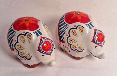 Elephant Salt & Pepper Shakers Set