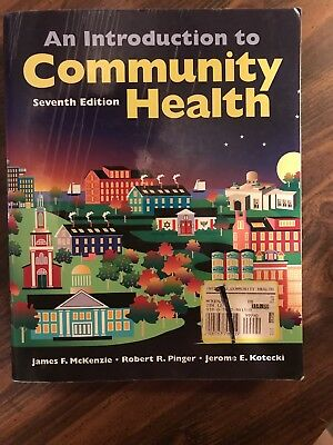 An introduction to community public health 9th edition 8500 an introduction to community health 7th edition isbn 978 0 7637 9011 fandeluxe Images