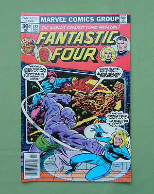 Fantastic Four #182 (May 1977, Marvel)