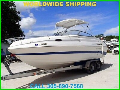 2007 Mariah Sc 23! Only 230 Hours! Super Clean!