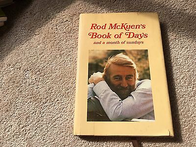 Rod McKuen's Book of Days and a Month of Sundays