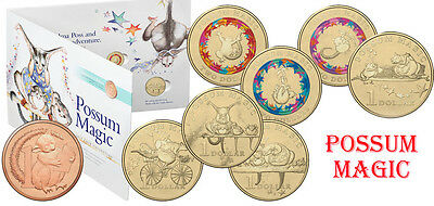 how to get woolworths possum magic 2 coin