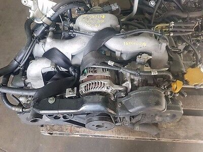 Subaru Liberty Outback Gen 4 03-8/05 Engine Ej25 2.5 Litre 3 Mths Part Warranty