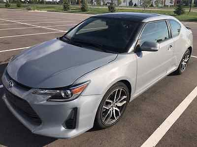 2014 Scion tC monogram 2014 Toyota Scion TC