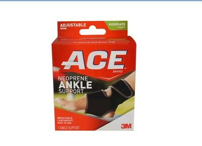 ACE Ankle Support One Size 1 Each