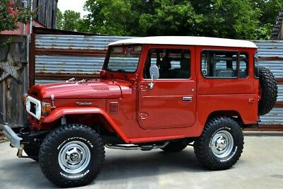 1978 Toyota Land Cruiser  Extensive Restoration!, Factory Style A/C system