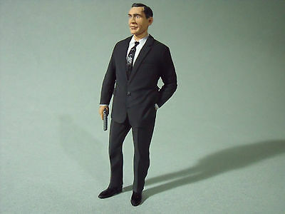 Figurine  1/18  Sean  Connery  James  Bond  Vroom  A  Peindre  Unpainted  Figure