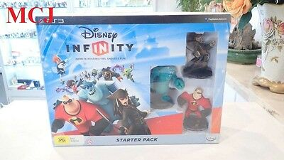 """Brand New"" Disney Infinity PS3 Starter Pack 1.0"