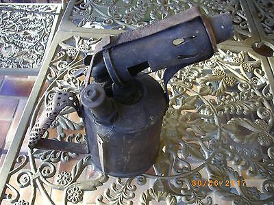 Vintage Brass Blow Torch And Pricker