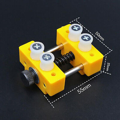 Tool Vise Mini Small Hobby Jewelry Table Bench Clamp Workshop Soldering Craft