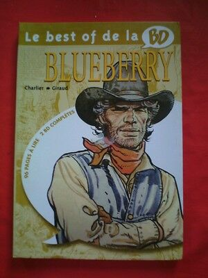 Bd Blueberry The best of de la BD .2 BD Complètes à lire 96 pages